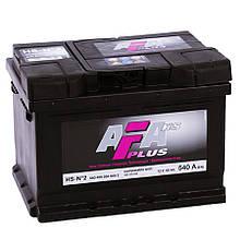 Аккумулятор AFA Plus  74Ah 680A 12V R (175x190x278)