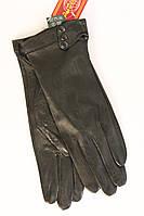 Зимние стильные женские перчатки, фото 1