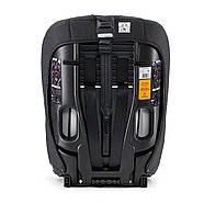 Автокресло Kinderkraft Safety Fix Black от 9 до 36 кг+ВИДЕО ОБЗОР, фото 5