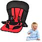 Бескаркасное Автокресло Multi Function Car Cushion Детское на 9-18 кг, красного цвета, фото 2