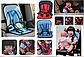 Бескаркасное Автокресло Multi Function Car Cushion Детское на 9-18 кг, красного цвета, фото 6