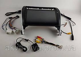Штатная автомагнитола Toyota Camry 50 2012-2014 на Android с хорошей звуковой настройкой
