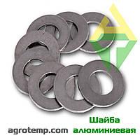 Шайба алюмінієва 6х12х1.5