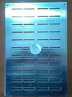 Решетка вентиляционная алюминиевая регулируемая АР 200*300