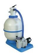 Фильтрационная установка Kripsol GTO506-71 (9,5 м3/час, загрузка песка 100кг)