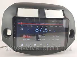 Штатная автомагнитола Toyota Rav4 2006-2013 на Android с хорошей звуковой настройкой (М-ТР4-10)