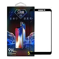 Защитное стекло Premium Glass 5D Full Glue для Google Pixel 3A XL Black