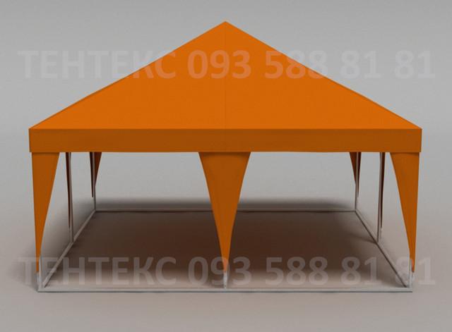 палатка  для выставки