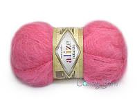 Alize Naturale Темно-розовый №377