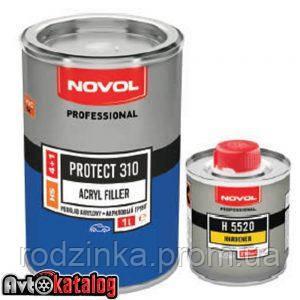 PROTECT 310 Акриловий грунт 4+1 чорний + Затверджувач H5220