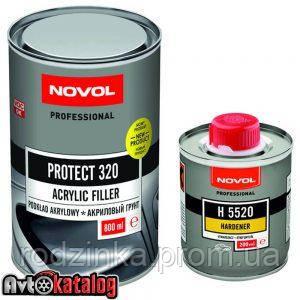 PROTECT 320 Акриловий грунт 4+1 білий + Затверджувач H5520