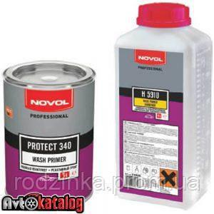 PROTECT 340 Реактивний грунт WASHPRIMER 1+1 + Затверджувач H5910