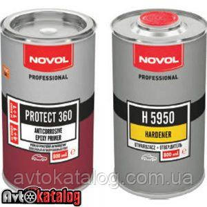 PROTECT 360 Епоксидний грунт 1+1 + Затверджувач H5950