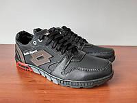 Кросівки чоловічі чорні зручні (код 156)