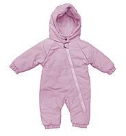 Комбинезон детский розовый  68, 74, 80