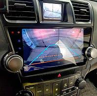 Штатная автомагнитола Toyota Highlander 2011-2014 на Android с хорошей звуковой настройкой (М-ТХ-10), фото 1