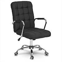Кресло офисное Benton текстиль черный (9185)