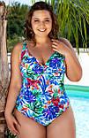 Пляжное  яркое платье, фото 2
