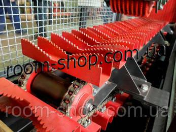 Конический рольганг (транспортеры рольганги, эстакады для бревен), фото 2