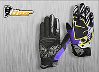 Велоперчатки Thor Flux Ripple