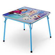 Дитячий столик з двома стільчиками DT21-FR Гарантія якості Швидка доставка, фото 3
