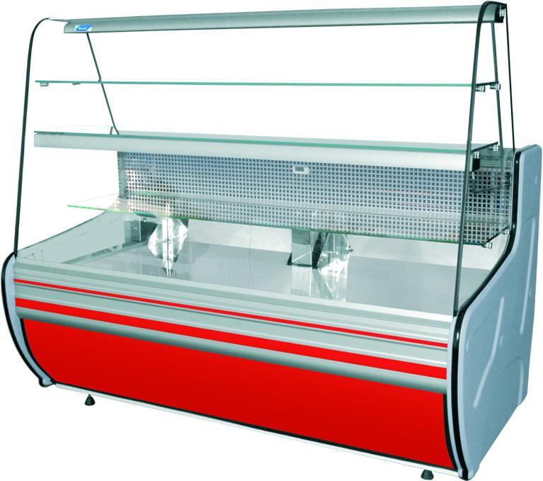 Витрина холодильная кондитерская COLD Cosi C-12 G
