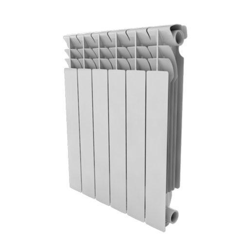 Алюмінієвий радіатор MIRADO 96х500.Радіатор для квартири.