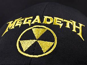 Бейсболка MEGADETH Radioactive, фото 3
