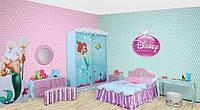 Детская комната Русалочка Дисней