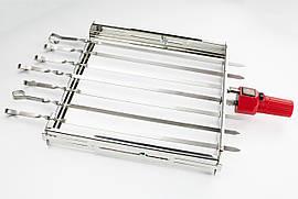 Электрический мангал +шампуры Restyle BBQ 7 Lux (комплект)