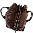 Кожаная мужская деловая сумка Tony Bellucci, фото 9
