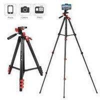 Штатив для фотоаппаратов, камер, телефонов фирмы Zomei T80