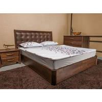 Кровать Олимп Сити Premium с подъемным механизмом массив бука