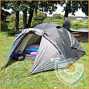 Трехместная палатка с тамбуром Terra Incognita Zeta 3, фото 3