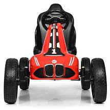 Спортивный карт для ребенка Bambi M 5393E-3 колеса EVA красный, фото 3