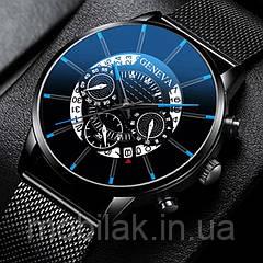 Мужские часы SOXY 1753 Black Blue