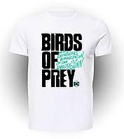 ФутболкаGeekLandХищные птицы Birds of Prey BOP.02.02