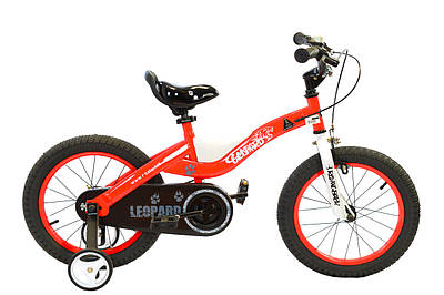 "Дитячий велосипед 16"" Royal Baby Leopard"