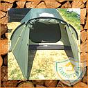 Трехместная палатка с тамбуром Terra Incognita Zeta 3, фото 2