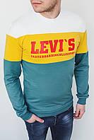 Кофта  Levi's Молодежная весенний свитшот