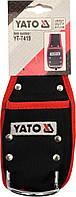 Кишеня поясна для молотка YATO [40/80] YT-7419 YT-7419