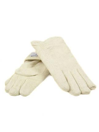 Перчатка Женская кашемир (ПЛ) F12/1 мод3 беж Распродажа, фото 2