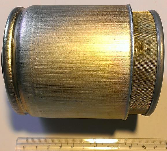 Фильтр гидравлического масла сливной