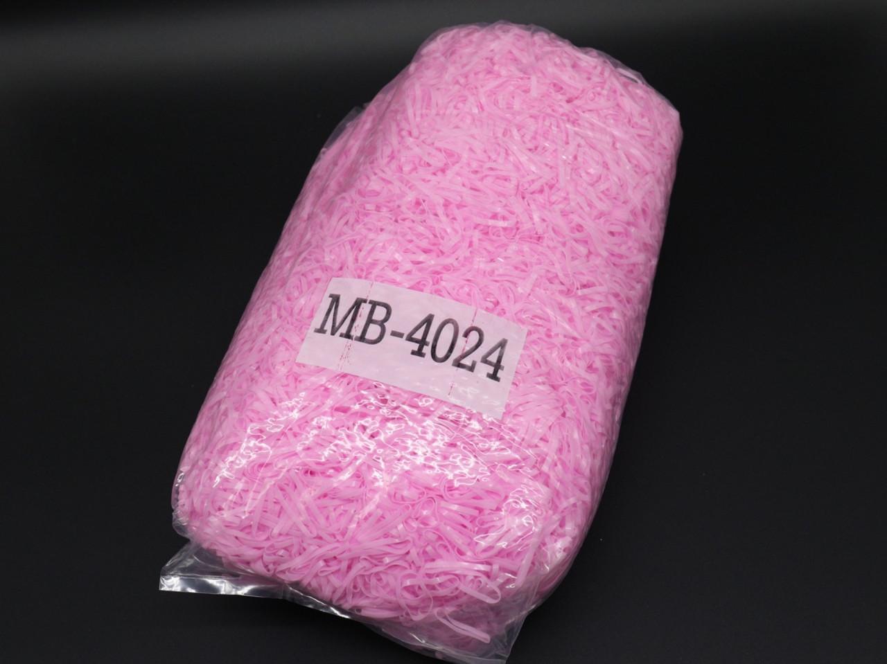 Гумки для грошей силіконова. 25мм. Колір світло-рожевий. 21488шт