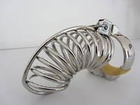 Пояс верности Silver Hot Penis Lock, фото 1