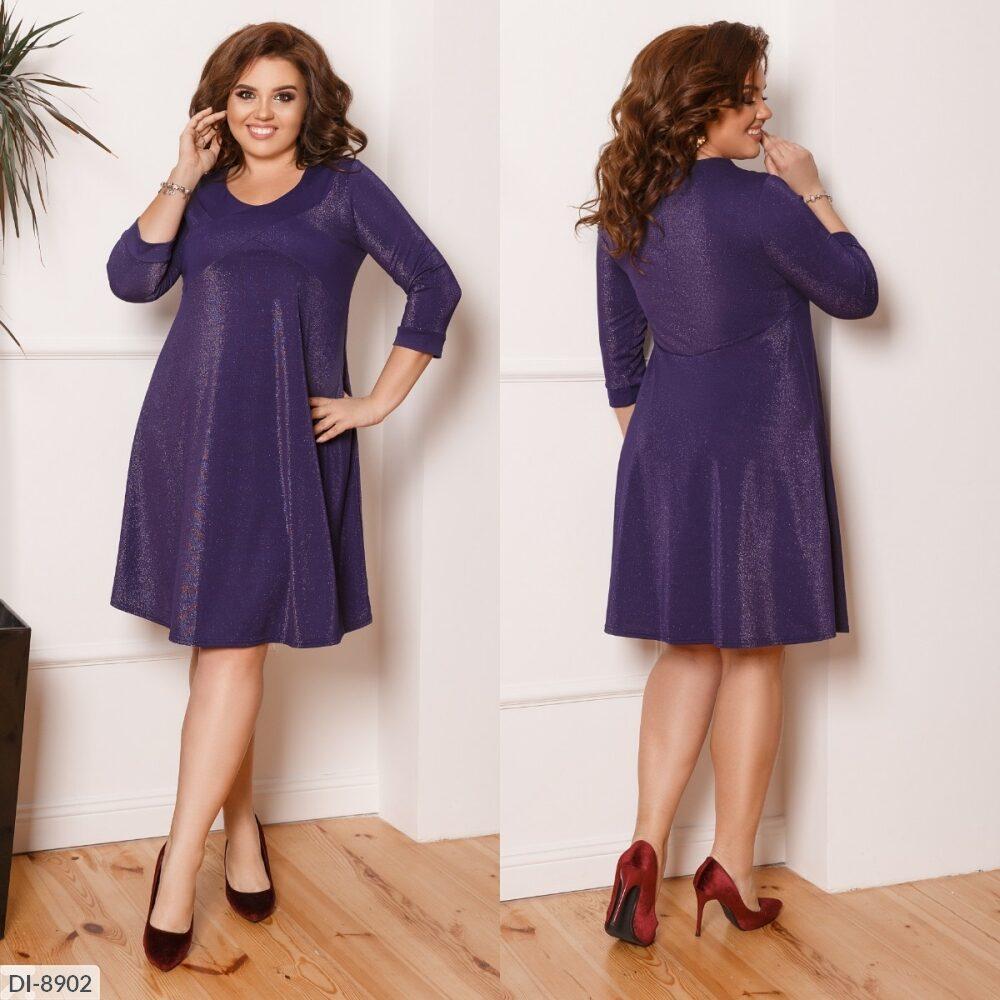 Жіноче плаття (розміри 48-58) 0230-54