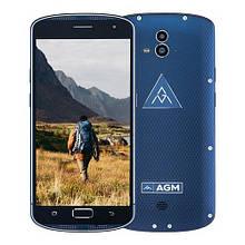 AGM X1 blue (white box)