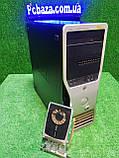 Dell Precision t3500 4 ядра 8 потоков Xeon W3530 2.8-3.06, 12 ГБ DDR3, 500 ГБ HDD, Quadro 2000 1 gb DDR5, фото 4