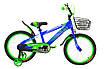 """Детский велосипед 18"""" Crossride Brix, фото 3"""
