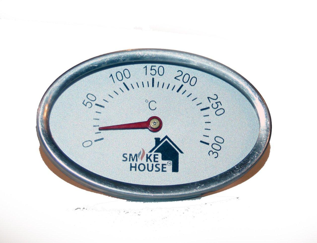 Термометр для коптильни, гриля, BBQ